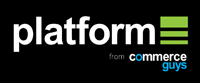 Logo of Platform.sh from Commerce Guys