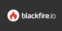 Logo of BLACKFIRE.IO