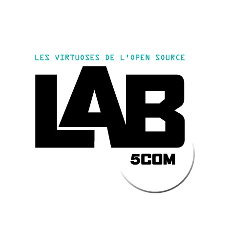 Logo of LAB 5COM
