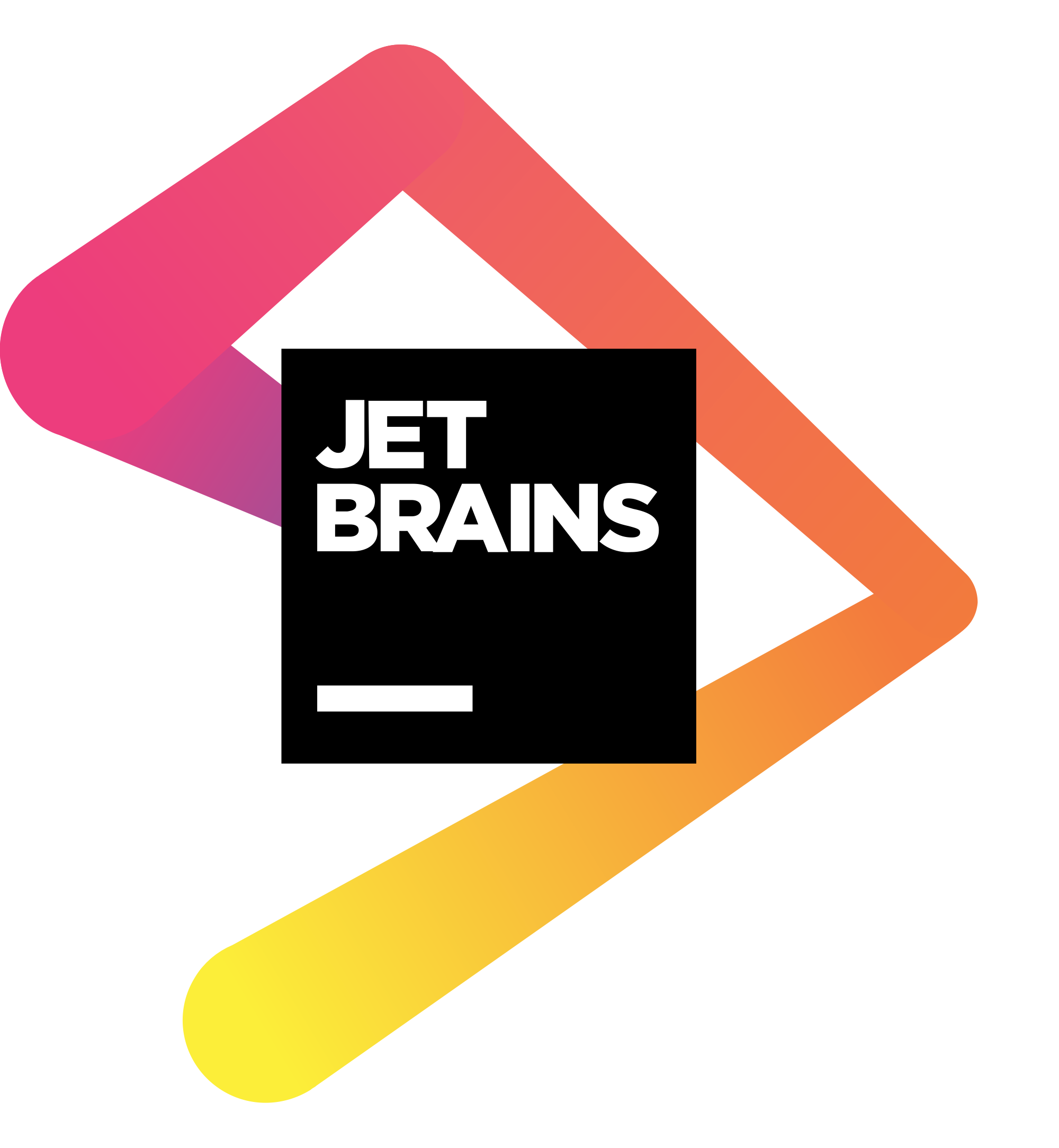 Logo of JetBrains
